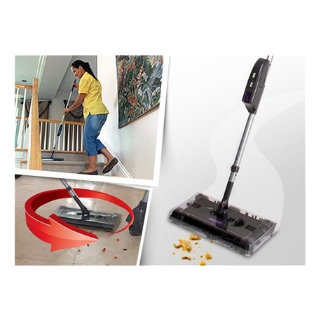 """Funkcionāla un ērta elektriskā grīdas birste """"Swivel Sweeper MAX"""""""