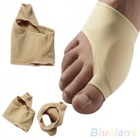 Эластичный корригирующий бандаж для большого пальца стопы