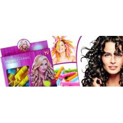 """Эластичные бигуди для волос """"Magic Leverag"""" для игривых и кокетливых кудрей"""