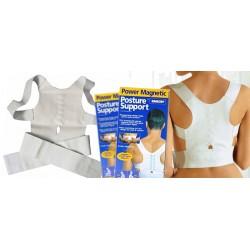 Магнитный корсет для коррекции осанки и устранения боли в спине